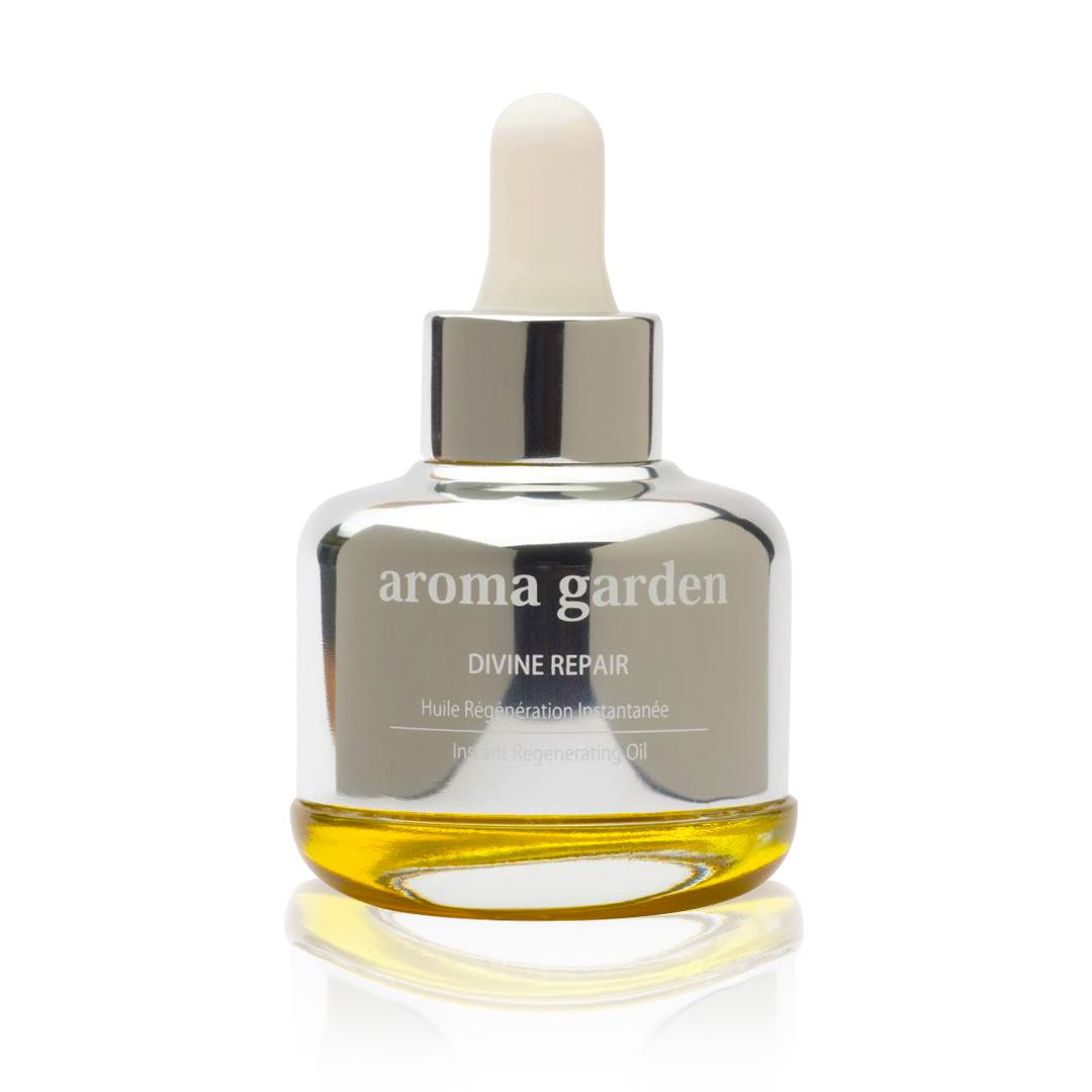 Divine Repair Öl - Beruhigt & repariert Zellschäden durch 15 ätherische Öle - wirkt antioxidantisch und aufbauend - Anti-Aging 30 ml